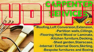 UDUPI     Carpenter Services ~ Carpenter at your home ~ Furniture Work ~near me ~work ~Carpentery