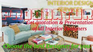 PRODDATUR     INTERIOR DESIGN SERVICES ~ QUOTATION AND PRESENTATION~ Ideas ~ Living Room ~ Tips ~Bed