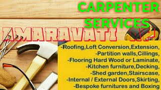 AMARAVATI AP      Carpenter Services  ~ Carpenter at your home ~ Furniture Work  ~near me ~work ~Car