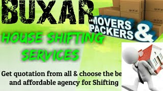 BUXAR    Packers & Movers ~House Shifting Services ~ Safe and Secure Service  ~near me 1280x720 3 78