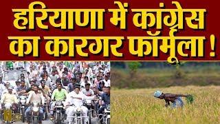 Haryana Assembly elections 2019 से पहले Congress ने खेला बड़ा दांव || इस बार क्या होगी जीत !