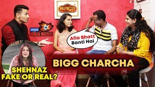 Bigg Boss 13 | Shehnaz Gill Behaviour REAL Or FAKE? | BIGG CHARCHA With Bollywood Spy