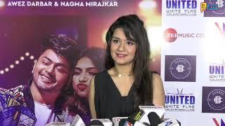 Avneet Kaur - Full Exclusive Interview - Awaz & Nagma's Song Mera Mehboob Launch