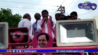 Huzurnagar MLA Candidate Saida Reddy Speech @ Road Show | Telangana News | Top Telugu TV