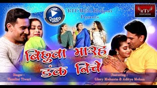 HD VIDEO - लेहंगा में घुस के डंक  मारा बिछुआ - New Bhojpuri Song - ADITYA MOHAN GLORI MOHANTO