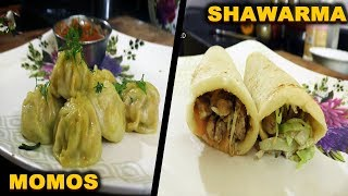Homemade Shawarma | Momos | Tiffin Box Ideas