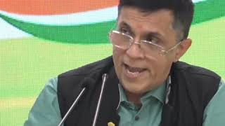 AICC Press Briefing Highlights by Pawan Khera on Economy Slowdown