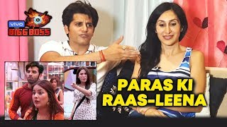 Paras Chhabra And Shehnaz Gill | Karanvir Bohra And Teejay Exclusive Interview