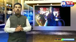 DURGA MATHA SHOBA YATHRA IN INDIRA NAGAR COLONY KALWAKURTHY | NGKL |  TS