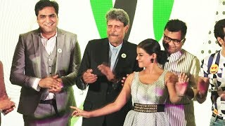 Kapil Dev Launches VAOO App For Cab Services