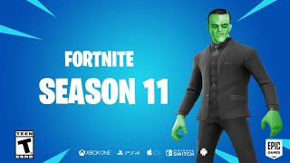 FORTNITE SEASON 11 OFFICIAL TRAILER