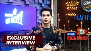 Bigg Buzz Host Priyank Sharma Exclusive Interview | Bigg Boss 13 | Salman Khan