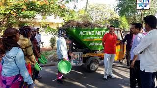 महापालिकेने राबवलेल्या स्वच्छता अभियानात 322 टन कचरा गोळा