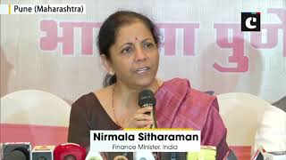 FM Sitharaman invites automobile manufacturers for talks to revive consumer demand