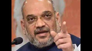 Maharashtra assembly polls: Shah slams Cong-NCP on family politics