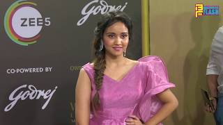 Ashi Singh At 12th Gold Awards 2019 - Full Interview