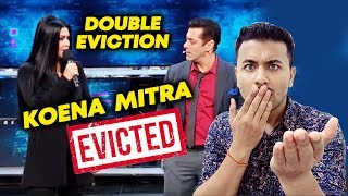After Dalljiet, Koena Mitra EVICTED In Double Eviction | Bigg Boss 13 Weekend Ka Vaar