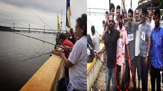 Goa's Fish Enthusiasts Throw Their Rods And Fish Out Prizes!