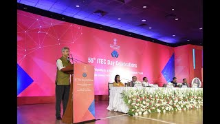 Celebration of the 55th anniversary of the Indian Technical and Economic Cooperation ITEC Programme
