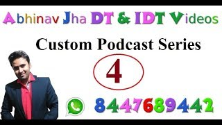04 CA Final  Custom Law Podcast|| Just 10 Min ||  Ch Types of Duty  ||