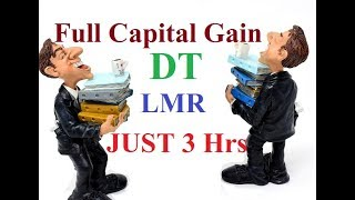CA Final DT Last Minute Revision ch 2 Full Capital Gain|| Abhinav Jha CA CS ||  DT AND IDT Videos ||