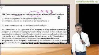 Compromise Arrangement by CA Amit Bachhawat