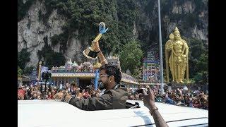Malaysia fans greet Bigg Boss winner Mugen Rao