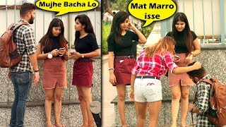 EPIC Ragging Prank on Cute Girls Part3 | GONE EMOTIONAL ???? | Unglibaaz