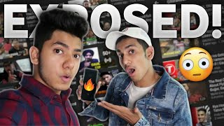 How To Expose Someone On Youtube???? !! Ft. Andy Gujjar l Janleva apps ???? ????