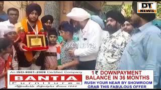 Sikh Brother Appreciate The Boxer Won Medal at Malaysia Kulalampur   International Boxing