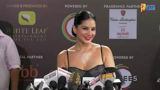 Sunny Leone At 12th Gold Awards 2019 - Full Interview