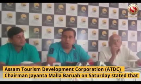 Assam Tourism Department promote 'Raas' Festivals Globally