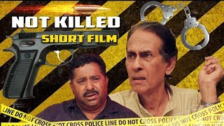 Short Film - NOT KILLED | Sukhpal Sidhu | FULL HD | New Hindi Short Movie (With English Subtitles)