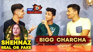 Shehnaz Gill REAL Or FAKE | Bigg Boss 13 | Bigg Charcha With Bollywood Spy
