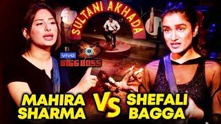 Sultani Akhada | Mahira Vs Shefali | Weekend Ka Vaar | Bigg Boss 13