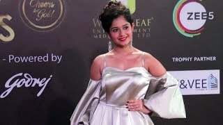 Tik Tok Star Jannat Zubair At 12th Gold Awards 2019 | Red Carpet