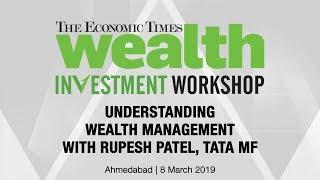 Understanding wealth management with Rupesh Patel, Tata MF