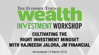 Cultivating the right investment mindset with Rajneesh Jalora, JM Financial