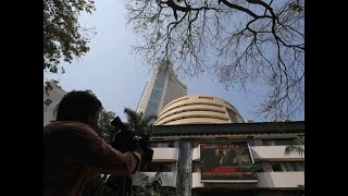 Sensex jumps 150 points, Nifty nears 11,350; DLF climbs 4%