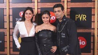 Kareena Kapoor, Alia Bhatt, Karan Johar At 2019 Mami Film Festival