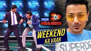 Nawazzudin Siddiqui's KICK Moment With Salman Khan | Weekend Ka Vaar | Bigg Boss 13 Update