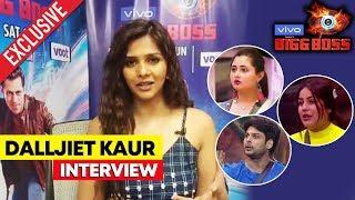 Dalljiet Kaur's First Interview After Eviction | Bigg Boss 13 Exclusive | Rashmi, Siddharth, Devo