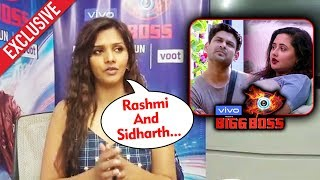 Dalljiet Kaur's Reaction On Rashmi And Siddharth Shukla FIGHT | Bigg Boss 13 Eviction Interview