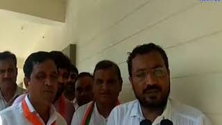 Bagsaras |Planning for the Bagsaras-Gandhi Sankalp Padra Yatra | ABTAK MEDIA