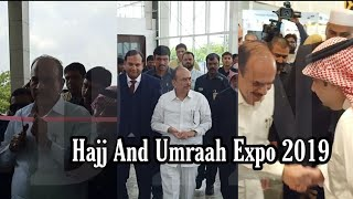 Hajj and Umraah Expo 2019 |KLCC Convention | HM| Mahmood Ali |49 Companies Took Part | Hitech Events