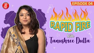 Tanushree Dutta Reveals The STRANGEST Rumour She's Heard About Herself | Rapid Fire