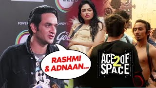 Vikas Gupta Talks About Rashmi Jha And Adnaan Shaikh | Ace Of Space 2