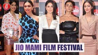 Alia Bhatt, Ananya Panday, Kareena Kapoor, Deepika Padukone Attend Jio MAMI Festival
