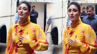 Kareena Kapoor Khan Shooting For What Women Want Season 2 For 104 8 Ishq At Mehboob Studio