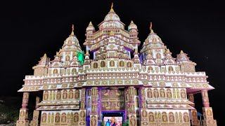 College Square, Duhuriya Laxmi Puja Mandap | Completely Eco Friendly Pandal | Kendrapara , Odisha |